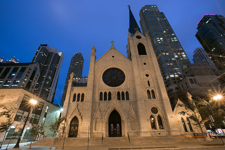 Religious | Holy Name Cathedral